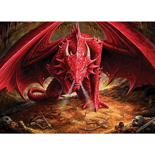 Dragon's Lair 1000 Piece Jigsaw Puzzle