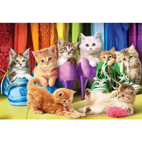 Kitten Pride 1000 Piece Jigsaw Puzzle