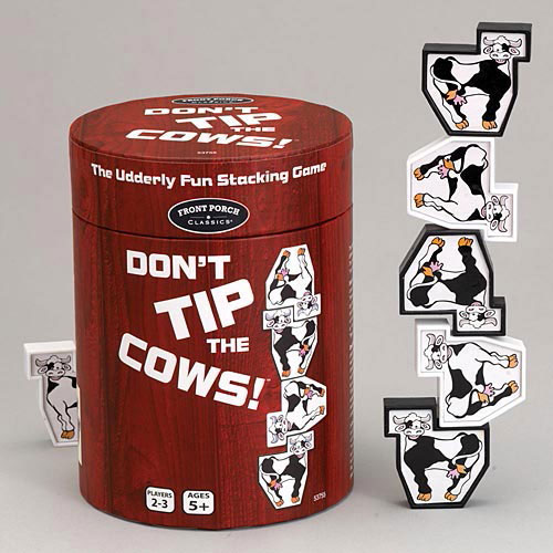 Don't Tip the Cows Game
