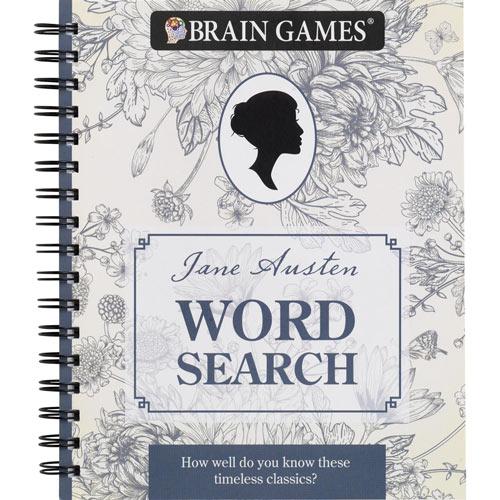 Jane Austen Word Search