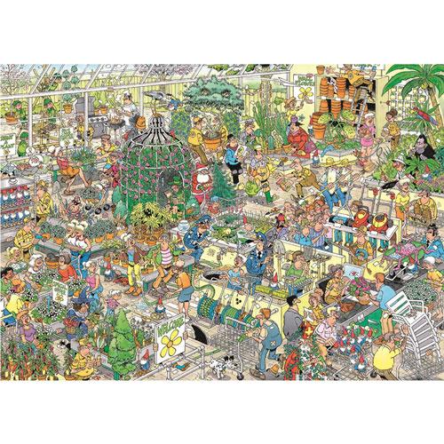 Garden Centre 1000 Piece Jigsaw Puzzle