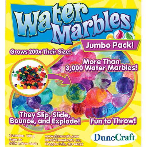 Growing Water Marbles