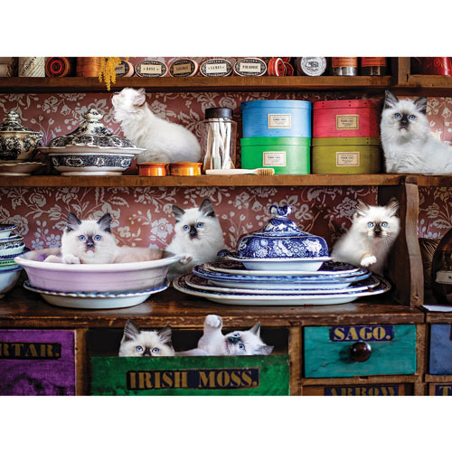 Country Store 300 Large Piece Jigsaw Puzzle