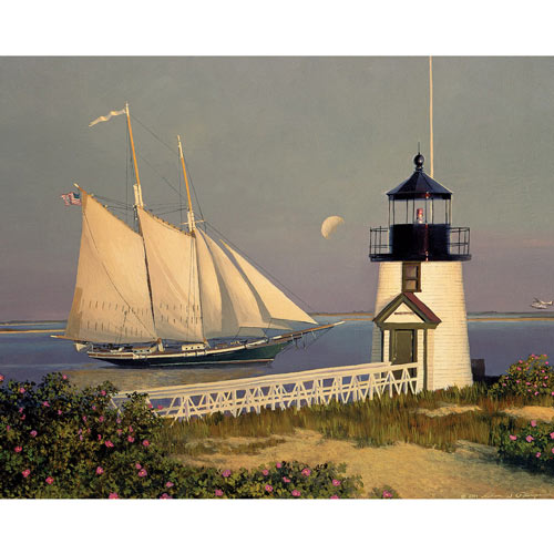 Brant Point Homecoming 1000 Piece Jigsaw Puzzle