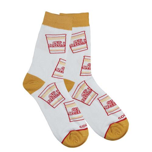 Cup Noodles Socks