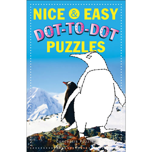 Nice and Easy Dot-to-Dot Puzzle Books