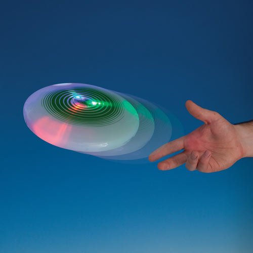 Light-Up Flying Disc