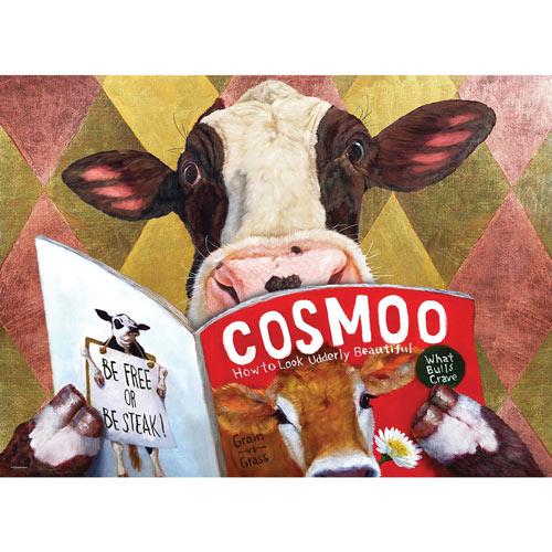 Cosmoo 500 Piece Jigsaw Puzzle