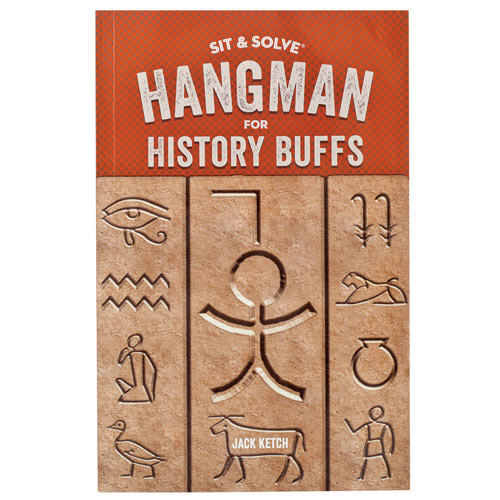 Hangman for History Buffs Puzzle Book