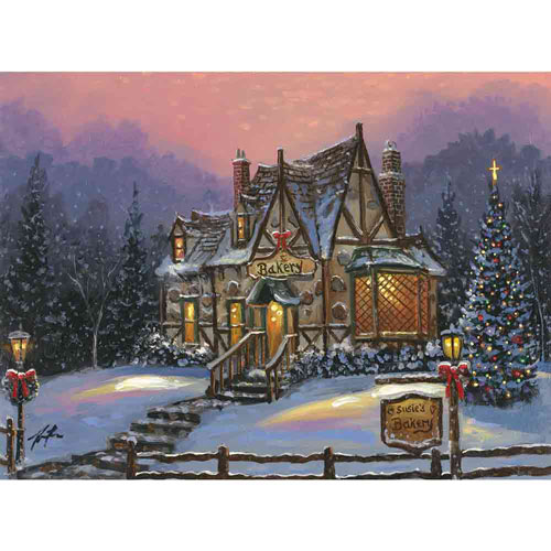 Susie's Bakery 300 Large Piece Jigsaw Puzzle