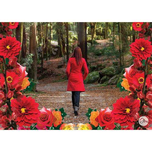Forest Walk 1000 Piece Jigsaw Puzzle