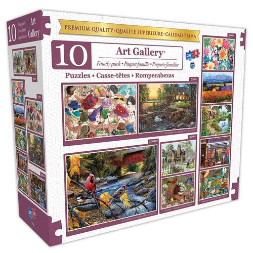 10 in 1 Art Gallery Multipack