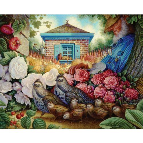 Garden Dreams 1000 Piece Jigsaw Puzzle