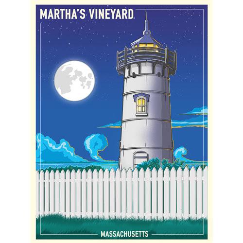 Martha's Vineyard 500 Piece Jigsaw Puzzle