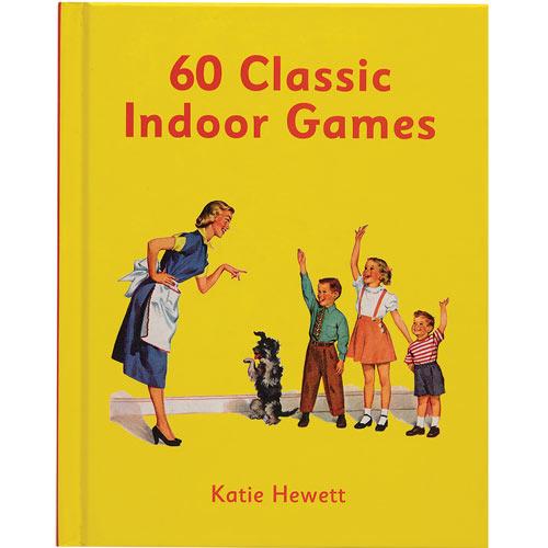 60 Classic Indoor Games Book