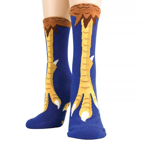 Chicken Feet Slipper Socks