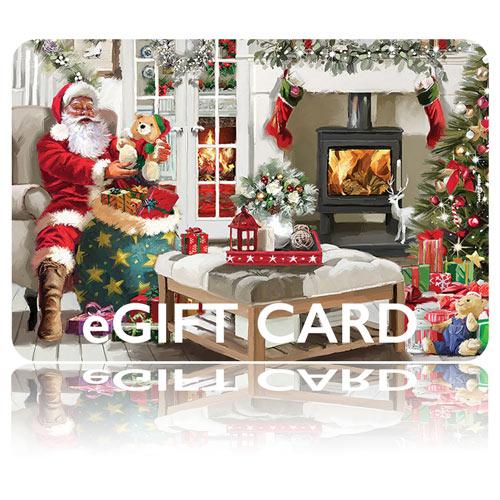 Christmas E-Gift Certificate