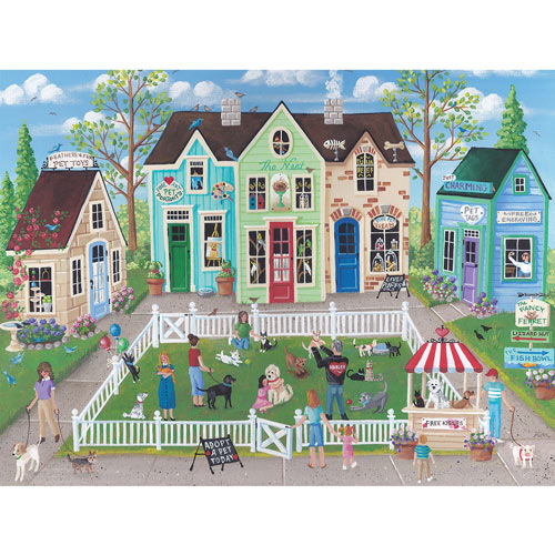 Love For All–All For Love 300 Large Piece Jigsaw Puzzle