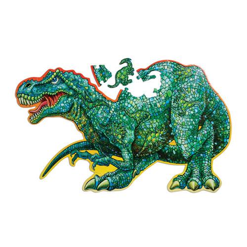 Shiny Dinosaur Floor Puzzles