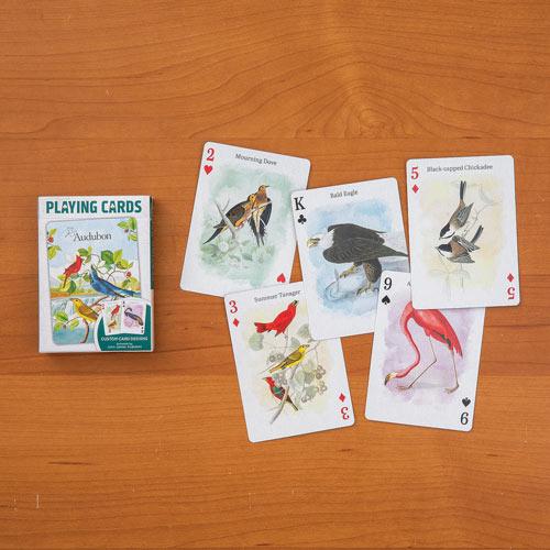 Audubon Playing Cards
