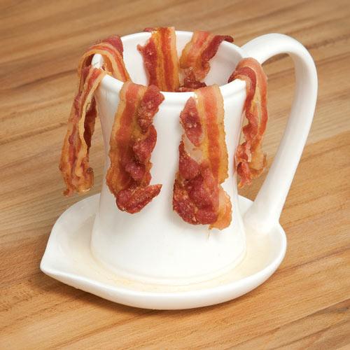 Ceramic Bacon Cooker