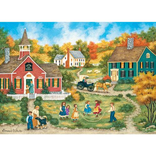 After School Activities 1000 Piece Jigsaw Puzzle