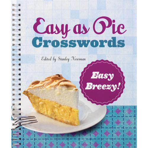 Easy as Pie Crossword Book - Easy Breezy