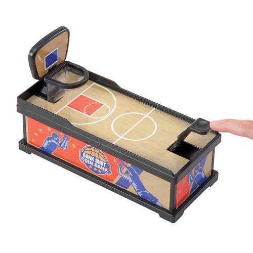 Basketball Coin Bank