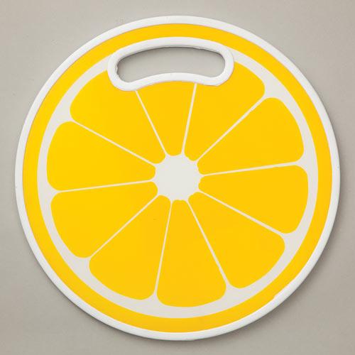 Fresh And Fruity Cutting Board - Lemon