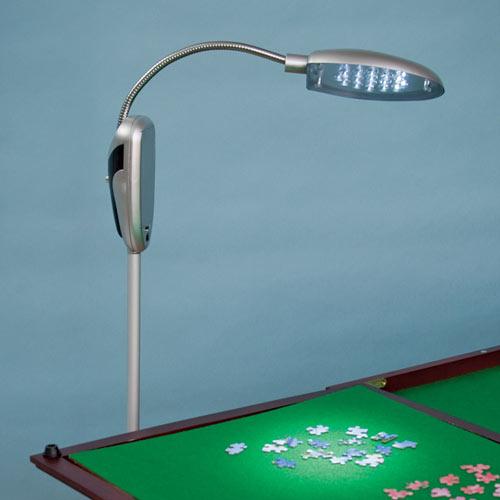 Adjustable Cordless LED Floor Lamp