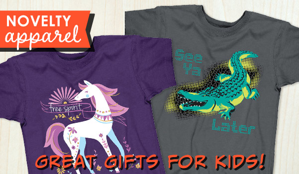 Novelty Apparel & Accessories