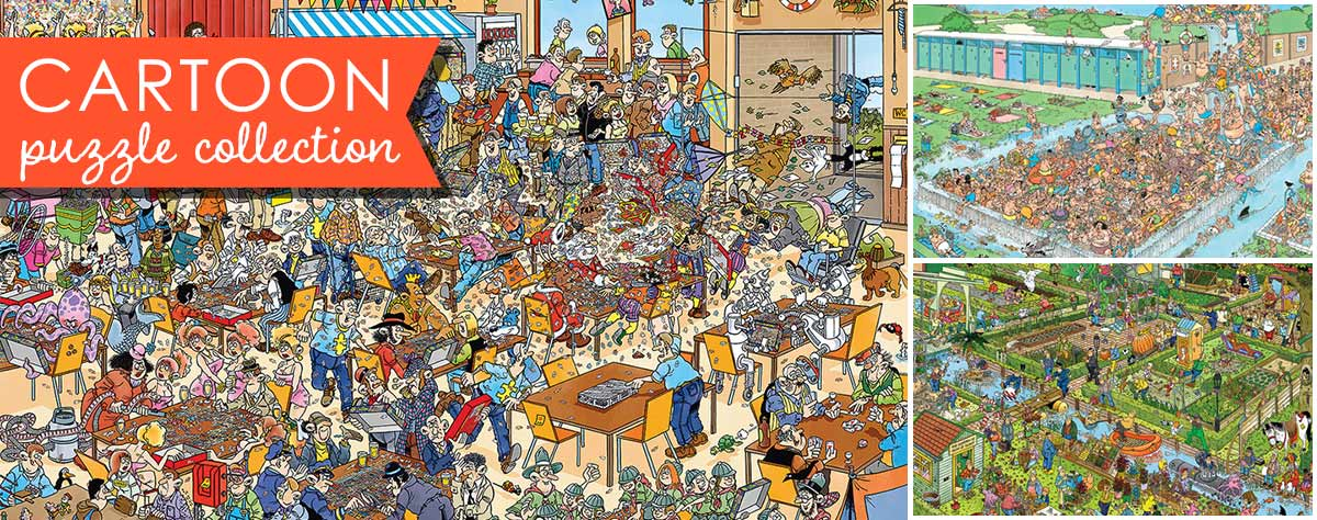 Cartoons Puzzles