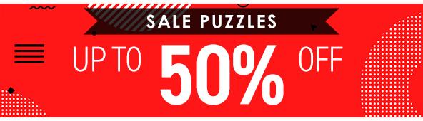 Sale Jigsaw Puzzles