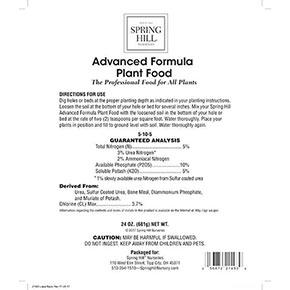Advanced Formula Plant Food 24 oz