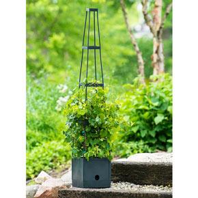 Self Watering Plant Tower