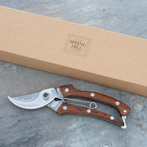 Spring Hill Rosewood Pruners