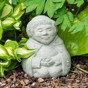 Meditating St. Francis