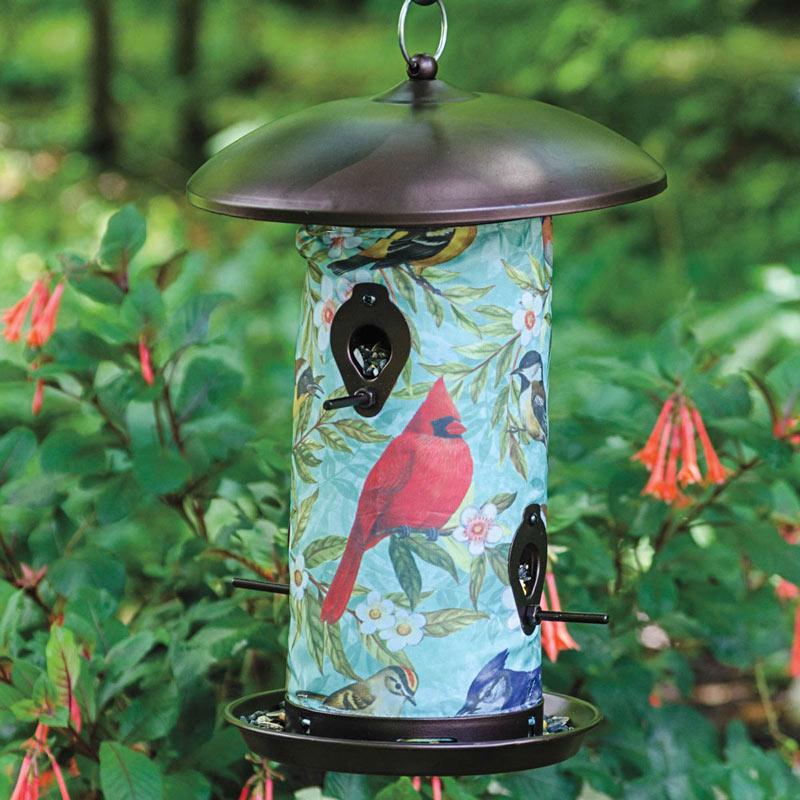 Sounds of Nature Bird Feeder