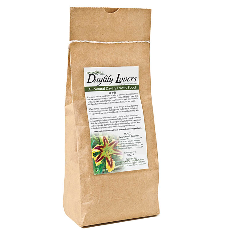 Spring Hill's Food for Daylilies 3 lb
