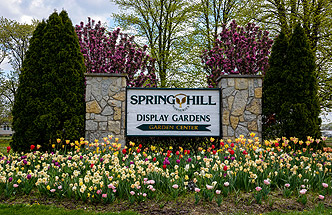 Spring Hill - Display Garden