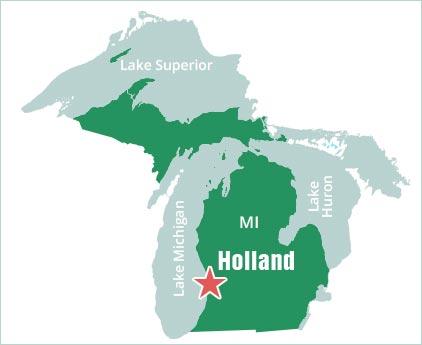 Michigan Holland