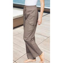 Embroidered Cargo Pants