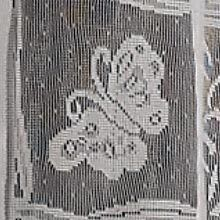 Butterfly Lace Panels