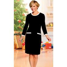 Classic Dress - Black