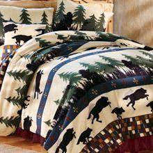 Wolf Den Full Fleece Blanket & Accessories