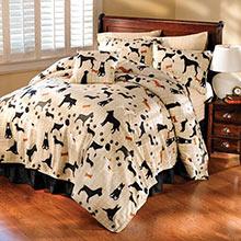 Best in Show Fleece Decorative Pillow cover