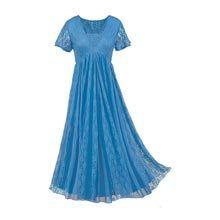 Effortless Lace Dress