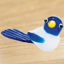 Art Glass Birds