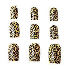 Wild Fashion Nails