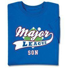 Major League Son Tee